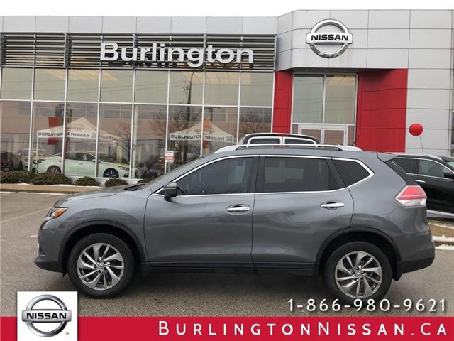 2015 Nissan Rogue  (Stk: A6644) in Burlington - Image 1 of 19