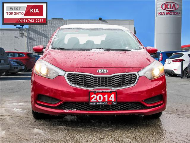 2014 Kia Forte 1.8L LX (Stk: P408A) in Toronto - Image 2 of 17