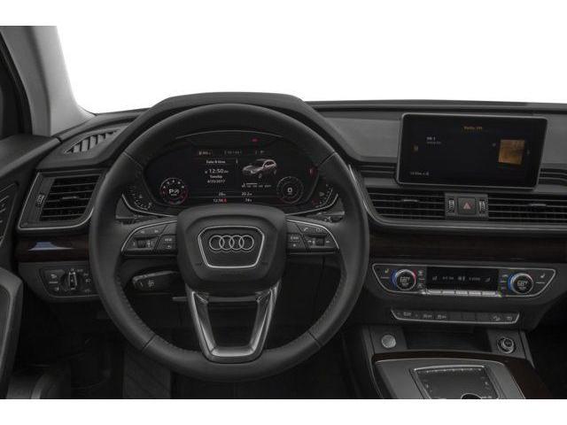 2019 Audi Q5 45 Progressiv (Stk: N5107) in Calgary - Image 4 of 9