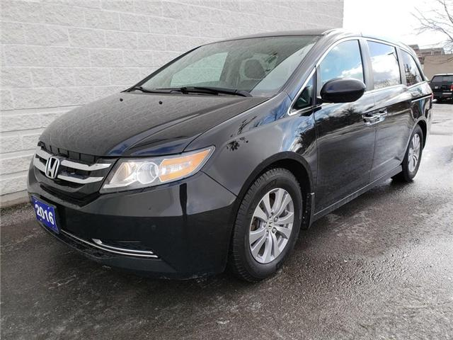 2016 Honda Odyssey EX-L (Stk: 19233A) in Kingston - Image 2 of 30