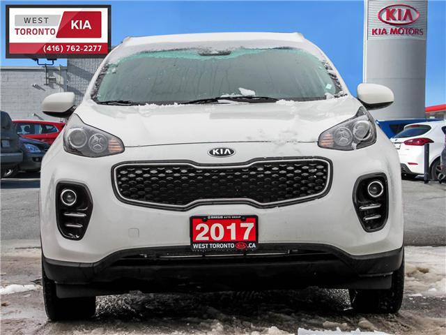 2017 Kia Sportage LX (Stk: P447) in Toronto - Image 2 of 12
