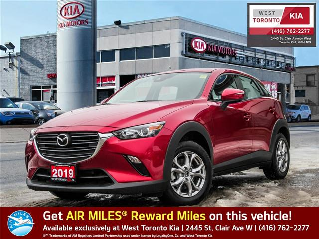 2019 Mazda CX-3 GS (Stk: P449) in Toronto - Image 1 of 21
