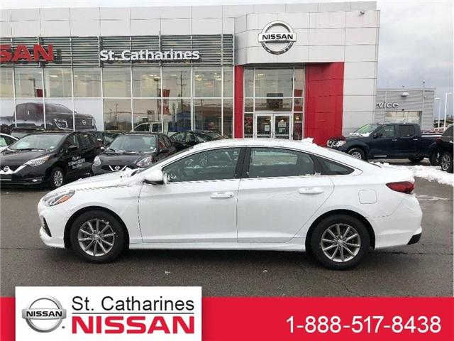 2018 Hyundai Sonata GL (Stk: SSP-139) in St. Catharines - Image 1 of 19