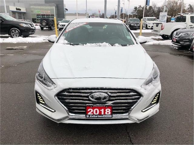 2018 Hyundai Sonata GL (Stk: SSP-139) in St. Catharines - Image 8 of 19