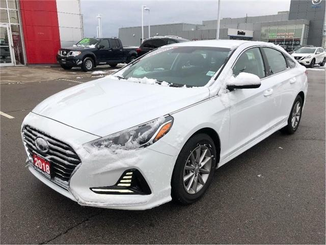 2018 Hyundai Sonata GL (Stk: SSP-139) in St. Catharines - Image 9 of 19