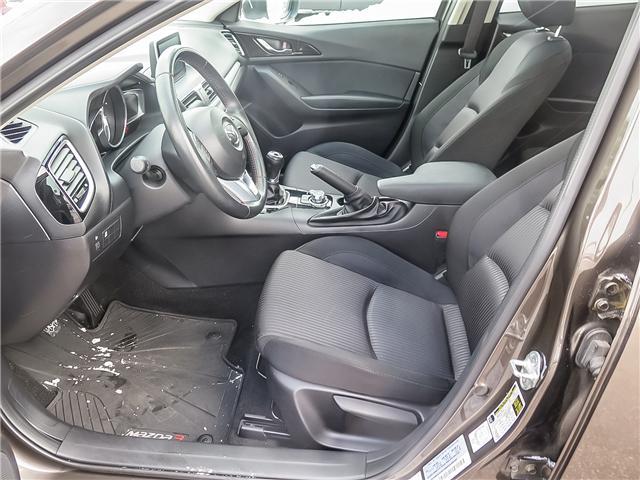 2015 Mazda Mazda3 GT (Stk: L2303) in Waterloo - Image 10 of 20