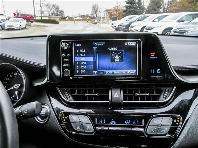 2018 Toyota C-HR XLE (Stk: 3226A) in Milton - Image 21 of 24