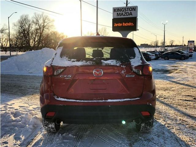 2015 Mazda CX-5 GS (Stk: 18T170A) in Kingston - Image 6 of 20