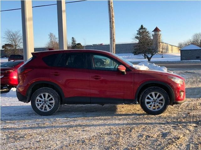2015 Mazda CX-5 GS (Stk: 18T170A) in Kingston - Image 8 of 20