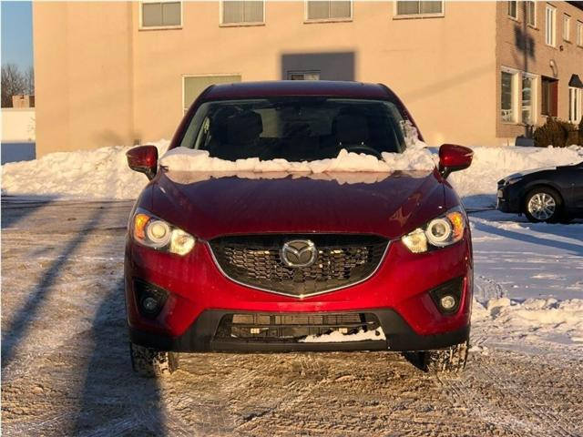 2015 Mazda CX-5 GS (Stk: 18T170A) in Kingston - Image 10 of 20