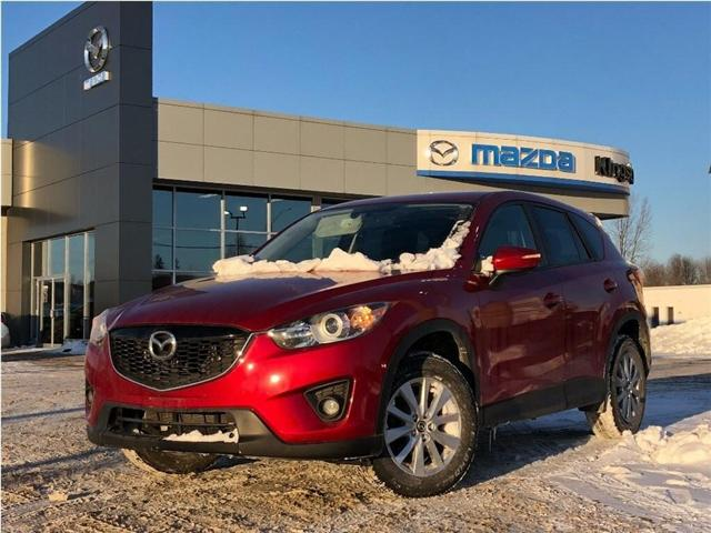 2015 Mazda CX-5 GS (Stk: 18T170A) in Kingston - Image 11 of 20