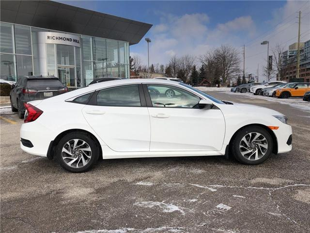 2018 Honda Civic SE (Stk: 11790G) in Richmond Hill - Image 2 of 25