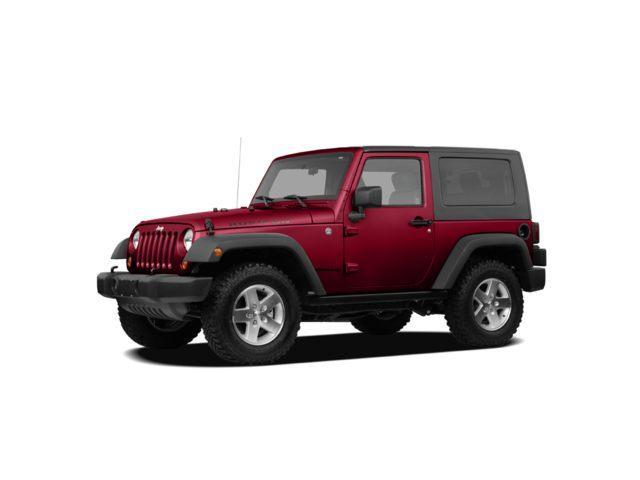 2009 Jeep Wrangler Sahara (Stk: 14465) in Fort Macleod - Image 2 of 2