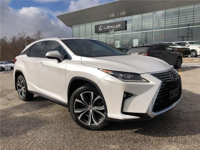 2017 Lexus RX 350 Base (Stk: 11803G) in Richmond Hill - Image 1 of 26