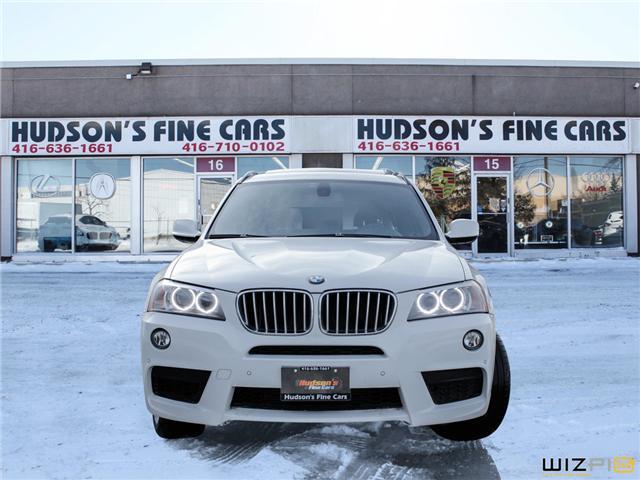 2011 BMW X3 xDrive35i (Stk: 4387) in Toronto - Image 2 of 30