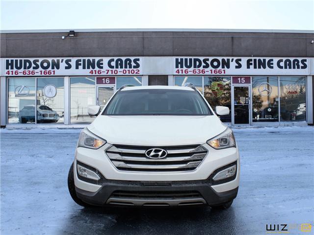 2013 Hyundai Santa Fe Sport 2.4 Premium (Stk: 68714) in Toronto - Image 2 of 29