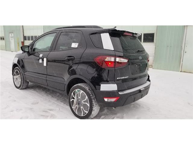 2019 Ford EcoSport SES (Stk: 19SP0567) in Unionville - Image 5 of 17