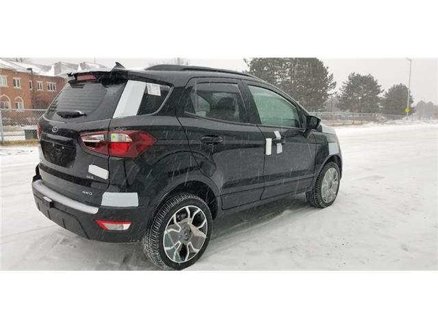 2019 Ford EcoSport SES (Stk: 19SP0567) in Unionville - Image 7 of 17