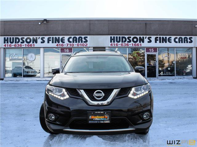 2014 Nissan Rogue SL (Stk: 62895) in Toronto - Image 2 of 30