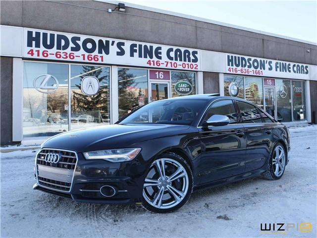 2016 Audi S6 4.0T (Stk: 47217) in Toronto - Image 1 of 30