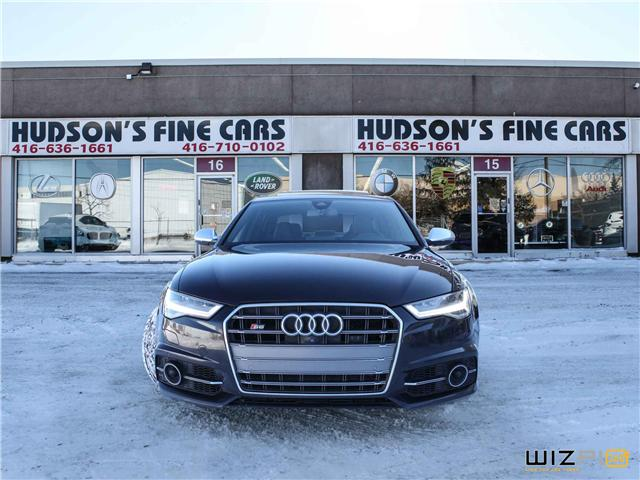 2016 Audi S6 4.0T (Stk: 47217) in Toronto - Image 2 of 30
