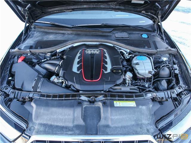 2016 Audi S6 4.0T (Stk: 47217) in Toronto - Image 14 of 30