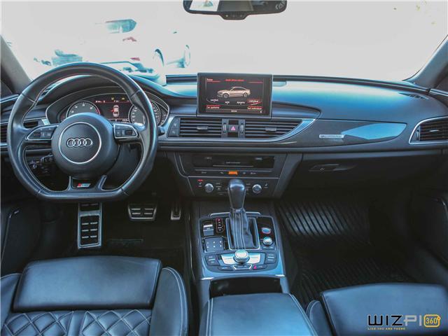 2016 Audi S6 4.0T (Stk: 47217) in Toronto - Image 19 of 30