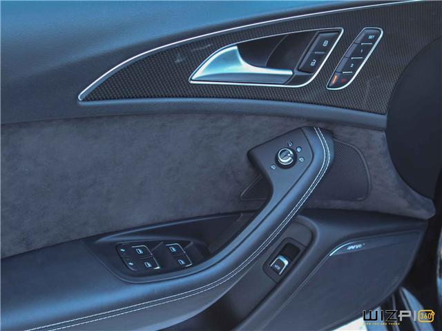 2016 Audi S6 4.0T (Stk: 47217) in Toronto - Image 28 of 30