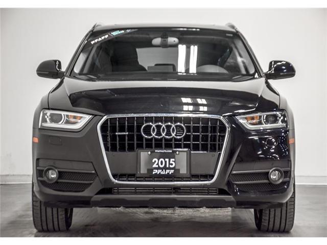 2015 Audi Q3 2.0T Technik (Stk: C6534) in Woodbridge - Image 2 of 21