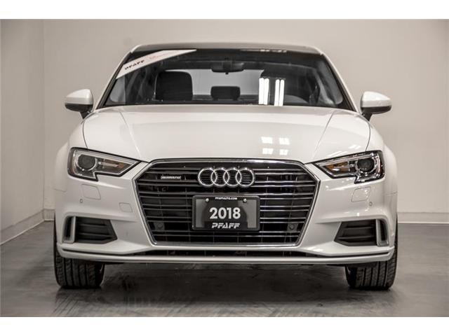 2018 Audi A3 2.0T Komfort (Stk: C6539) in Woodbridge - Image 3 of 19
