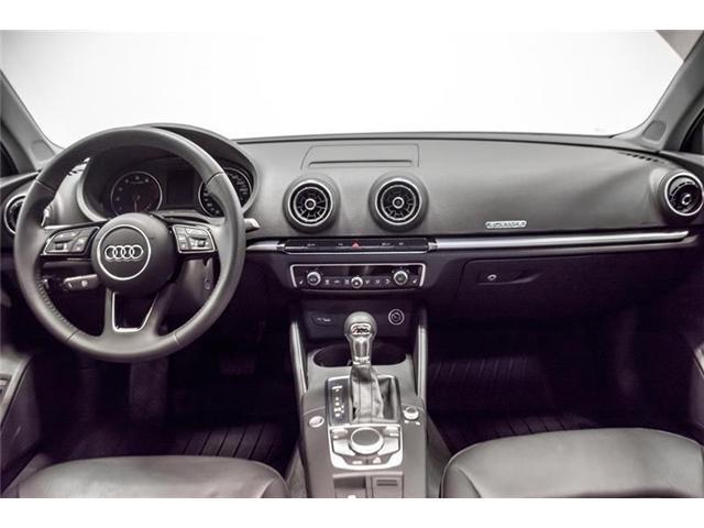 2018 Audi A3 2.0T Komfort (Stk: C6539) in Woodbridge - Image 8 of 19