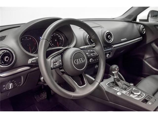 2018 Audi A3 2.0T Komfort (Stk: C6539) in Woodbridge - Image 9 of 19