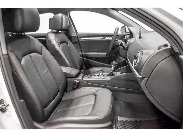 2018 Audi A3 2.0T Komfort (Stk: C6539) in Woodbridge - Image 10 of 19