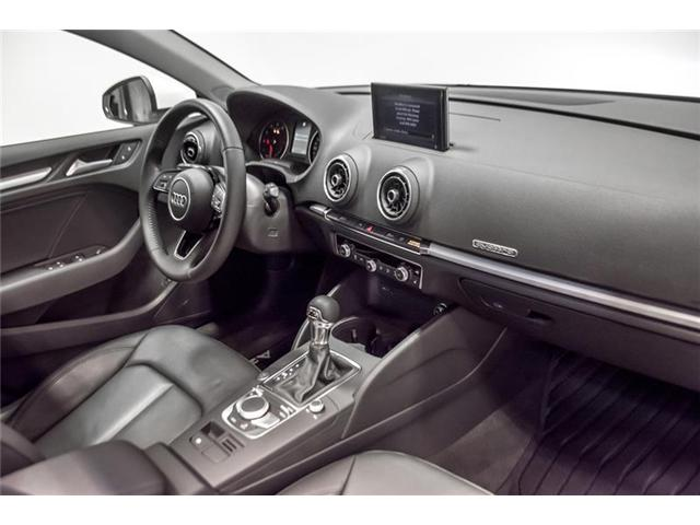 2018 Audi A3 2.0T Komfort (Stk: C6539) in Woodbridge - Image 11 of 19