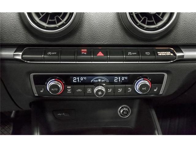 2018 Audi A3 2.0T Komfort (Stk: C6539) in Woodbridge - Image 16 of 19