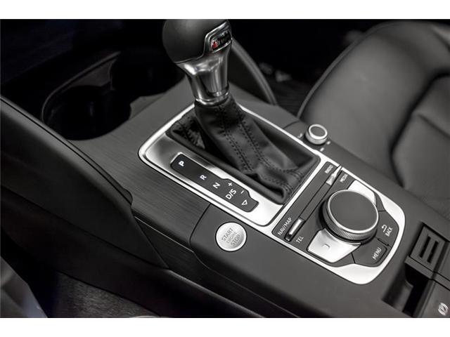 2018 Audi A3 2.0T Komfort (Stk: C6539) in Woodbridge - Image 17 of 19