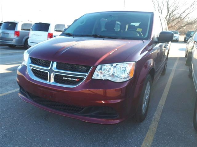 2017 Dodge Grand Caravan CVP/SXT (Stk: HR719020) in Sarnia - Image 1 of 4
