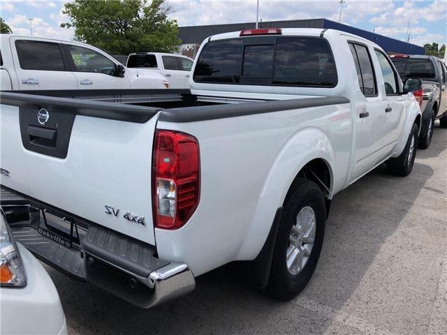 2018 Nissan Frontier SV (Stk: N18215T) in Oakville - Image 3 of 5