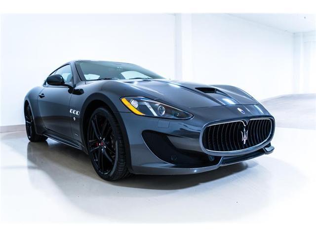 2017 Maserati GranTurismo  (Stk: UC1436) in Calgary - Image 1 of 22