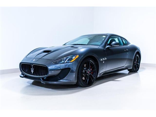2017 Maserati GranTurismo  (Stk: UC1436) in Calgary - Image 2 of 22