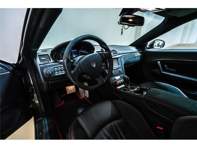 2017 Maserati GranTurismo  (Stk: UC1436) in Calgary - Image 12 of 22