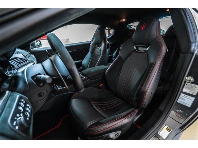 2017 Maserati GranTurismo  (Stk: UC1436) in Calgary - Image 14 of 22