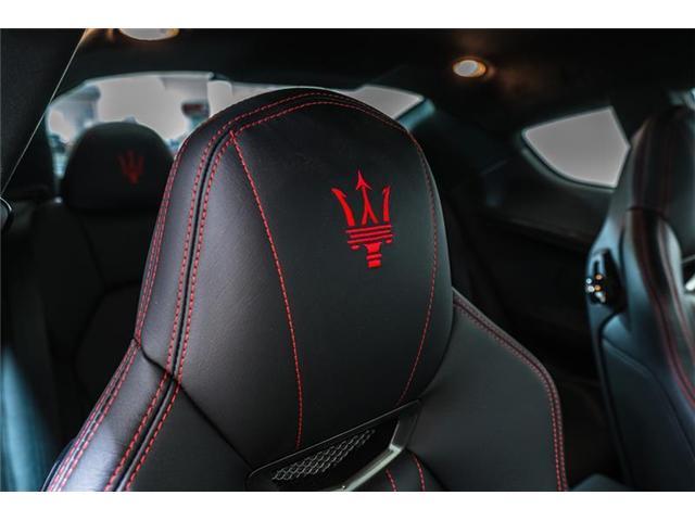 2017 Maserati GranTurismo  (Stk: UC1436) in Calgary - Image 20 of 22