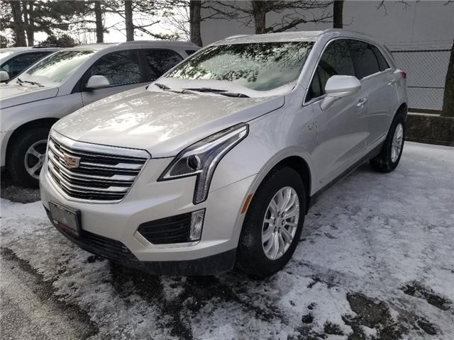 2018 Cadillac XT5 Base (Stk: 337P) in Mississauga - Image 1 of 1