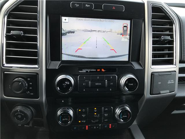 2016 Ford F-150 Platinum (Stk: 8220A) in Wilkie - Image 9 of 27