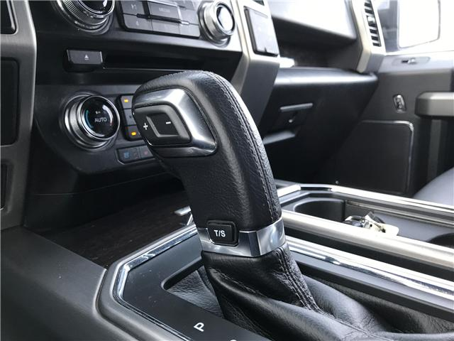 2016 Ford F-150 Platinum (Stk: 8220A) in Wilkie - Image 13 of 27