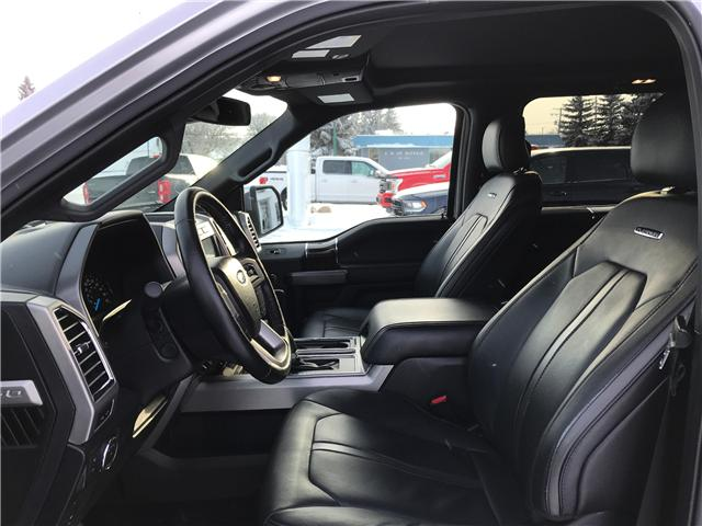 2016 Ford F-150 Platinum (Stk: 8220A) in Wilkie - Image 17 of 27