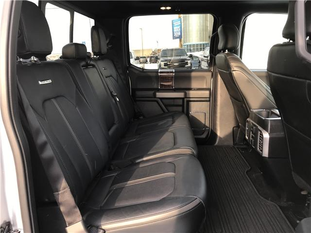2016 Ford F-150 Platinum (Stk: 8220A) in Wilkie - Image 21 of 27