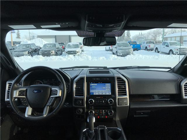 2016 Ford F-150 Platinum (Stk: 8220A) in Wilkie - Image 16 of 27