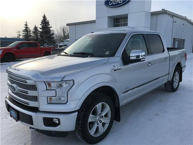 2016 Ford F-150 Platinum (Stk: 8220A) in Wilkie - Image 4 of 27